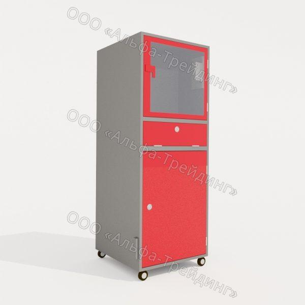 ШКМ-04-02 компьютерный шкаф