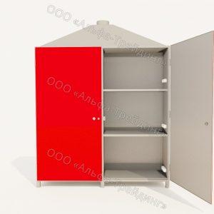 ШМА-03-02 шкаф для аккумуляторов