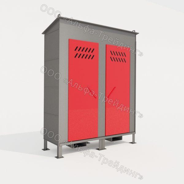 ШХБ-01 шкаф для баллонов