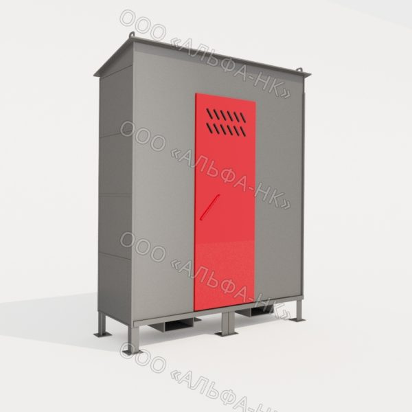 ШХБ - 02 шкаф для баллонов