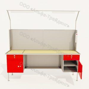 СЭ-02-02 исп.2 стол электромонтажника