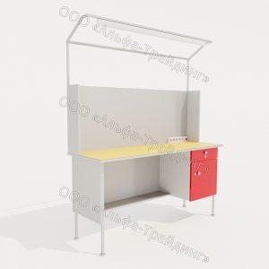 СЭ-02-04 стол электромонтажника
