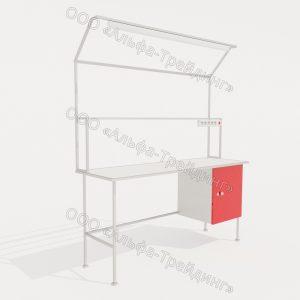 СЭ-03 исп.3 стол электромонтажника
