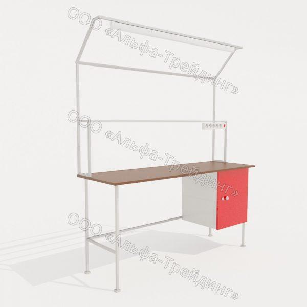 СЭ-03 стол электромонтажника