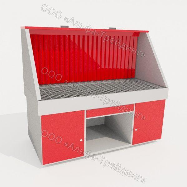 СШЗ-01-04 стол шлифовально-зачистной