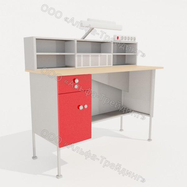 СП-02 стол паяльщика