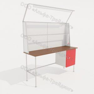 CCP-04 стол слесаря-ремонтника