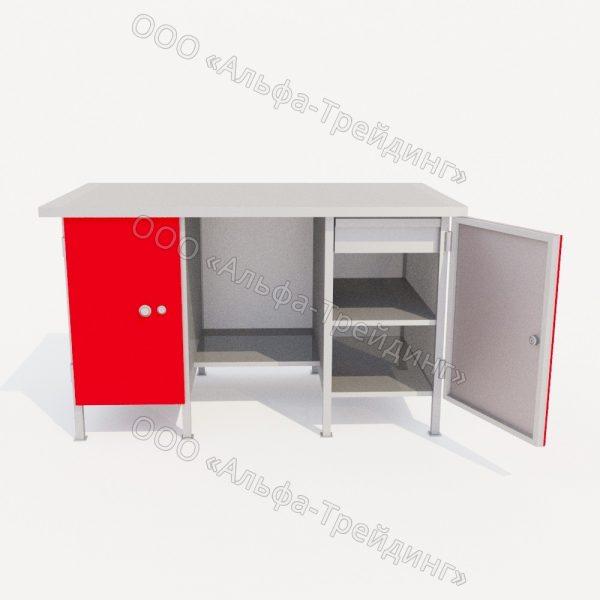 ВСД-01-02 верстак слесарный