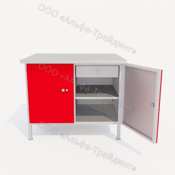 ВСД-06-02 верстак слесарный