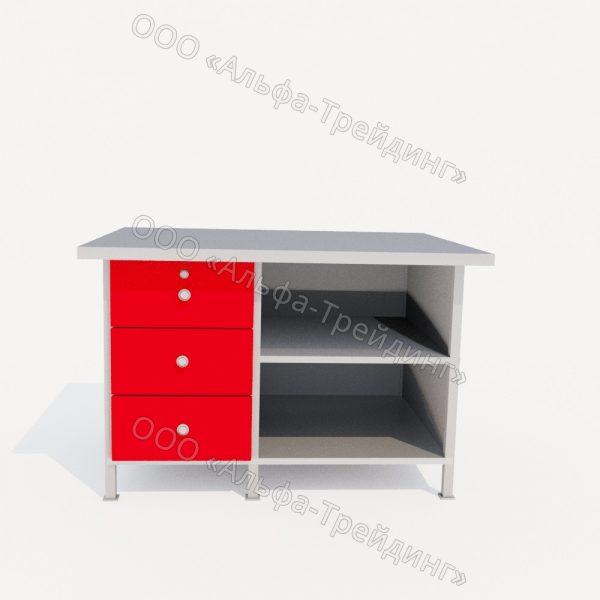 ВСО-02-03 верстак слесарный