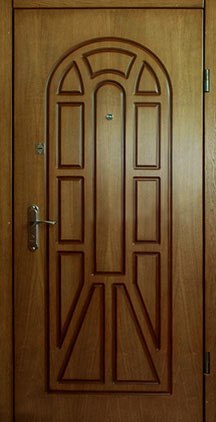 Двери с МДФ серии «БЕТА»